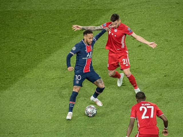 ⭐️ CL-Elf der Woche: Neymar auf Prämien-Jagd, Bingo dank Gündoğan