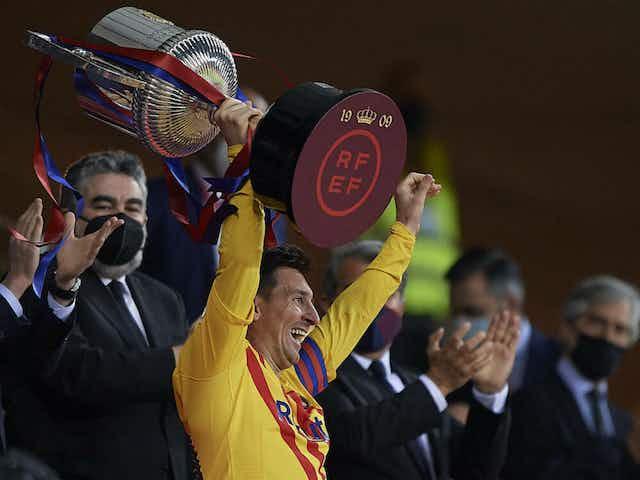 🎥 Vier Tore in zwölf Minuten! Barça überrollt Bilbao im Pokalfinale