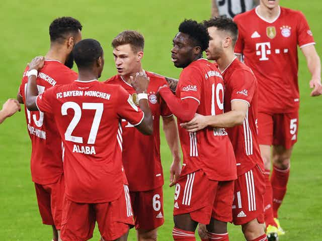 Elf des Spieltags: Eine Allzweckwaffe und Bayerns Motor