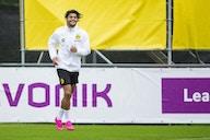 📸 Niemand fährt cooler zum Training als Mo Dahoud