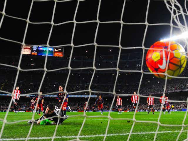 Las 3️⃣ maravillas de Leo Messi ante el Athletic Club