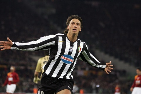 Top 5 Goles De Zlatan Ibrahimovic Con La Juventus Onefootball
