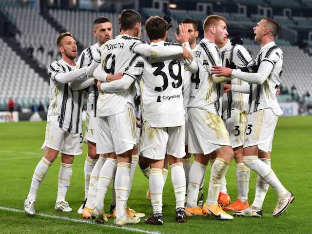 📝 Juventus tuvo que sufrir y venció en tiempo extra al Genoa