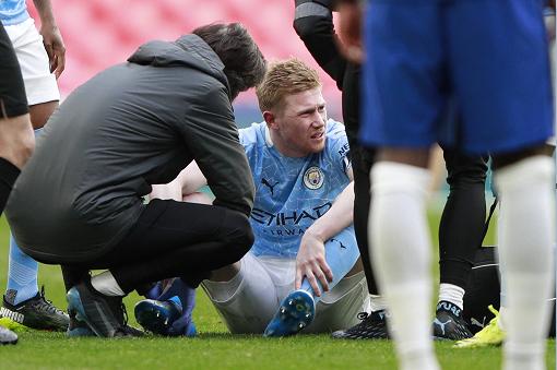 🚨 Las alarmas se encienden por la lesión de De Bruyne