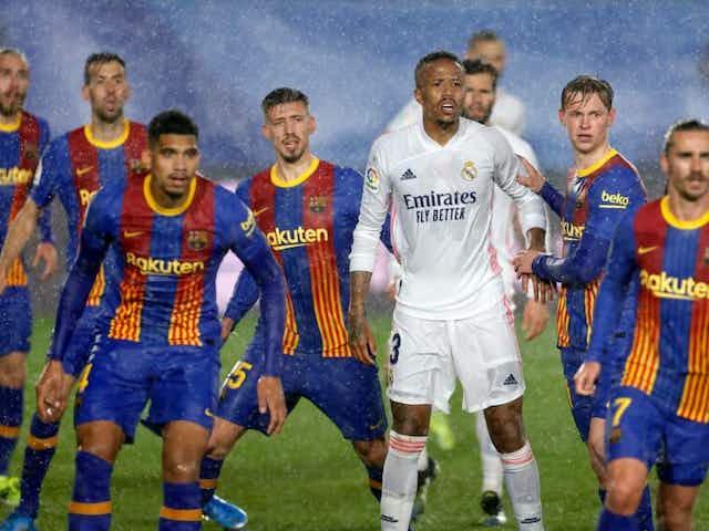 De caballeros: El mensaje del Madrid al Barça por la Copa del Rey