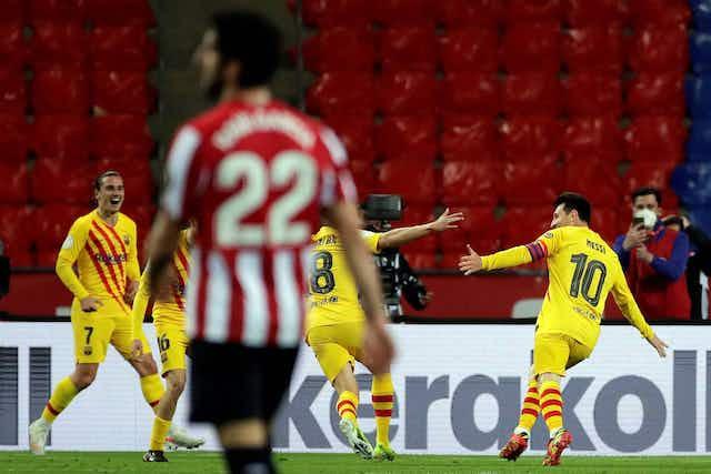 🎥Todos los goles del triunfo del Barça ayer ante el Athletic