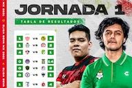 Lo más destacado de la Jornada 1 de la eLiga MX