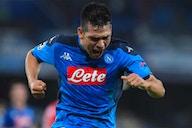 'Chucky' Lozano aporta en la goleada del Napoli
