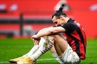 Lesión de rodilla de Ibrahimovic enciende todas las alertas del Milan