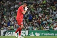 📷 La foto de Corona que preocupó a los aficionados de Cruz Azul