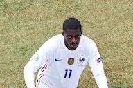 🚨 OFICIAL. Ousmane Dembélé, fuera de la EURO 2020