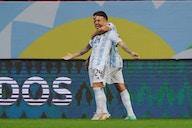 🕺🏻Así fue el golazo y baile del Papu en la Copa América