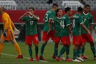 📸 LA IMAGEN del Corea - México en Tokio 2020