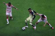 🎥 Reyes se estrena como goleador del América en el A21