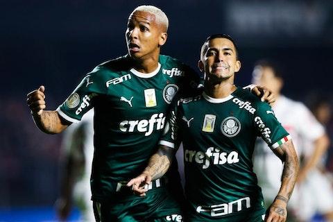 Escola Do M1to Gol Por Cobertura Rende Memes A Torcida Do Palmeiras Onefootball