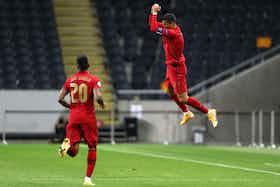 Imagem do artigo: https://image-service.onefootball.com/resize?fit=max&h=755&image=https%3A%2F%2Fwp-images.onefootball.com%2Fwp-content%2Fuploads%2Fsites%2F13%2F2020%2F09%2FSweden-v-Portugal-UEFA-Nations-League-1599709281.jpg&q=25&w=1080