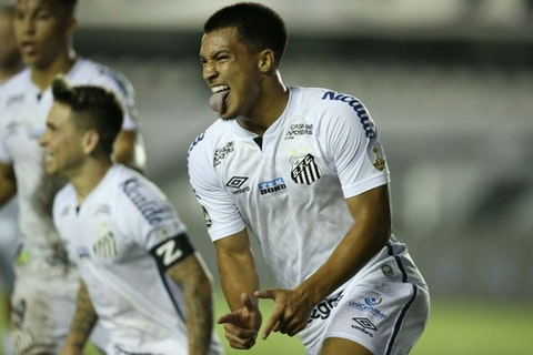 Imagem do artigo: https://image-service.onefootball.com/crop/face?h=810&image=https%3A%2F%2Fwp-images.onefootball.com%2Fwp-content%2Fuploads%2Fsites%2F13%2F2020%2F10%2FSantos-v-Defensa-y-Justicia-Copa-CONMEBOL-Libertadores-2020-1603239647-1000x667.jpg&q=25&w=1080