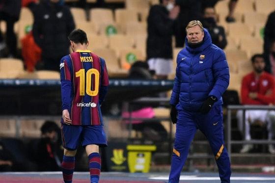 Imagem do artigo: https://image-service.onefootball.com/crop/face?h=810&image=https%3A%2F%2Fwp-images.onefootball.com%2Fwp-content%2Fuploads%2Fsites%2F13%2F2021%2F01%2FFC-Barcelona-v-Athletic-Club-Supercopa-de-Espana-Final-1611247812-1000x750.jpg&q=25&w=1080