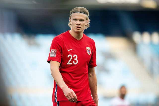 Seleção da Noruega tem filhos de ex-jogadores do país na Copa de 94