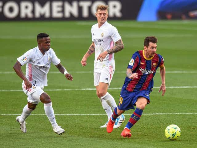 Real e Barça podem assumir a liderança provisória após o 'El Clasico'