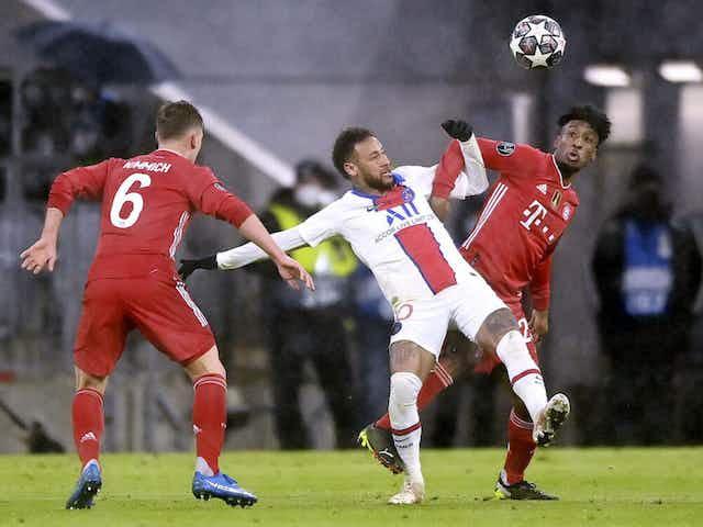 📱 Transmissões de 3ª: PSG x Bayern, e Santos por vaga na Liberta