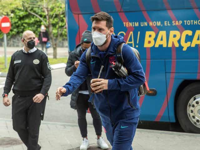 El Clásico: com surpresas, veja as escalações de Real e Barcelona