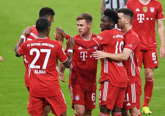 🇩🇪 Bayern vence mais uma e encaminha título da Bundesliga