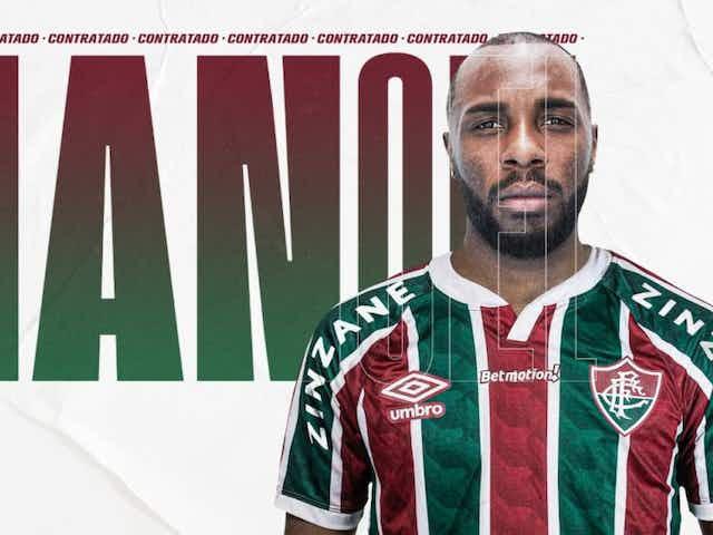 Oficial: Fluminense anuncia a contratação de Manoel, ex-Cruzeiro