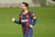 🙏 Messi inicia conversas para renovar com o Barcelona, diz jornal