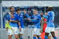 📝 Napoli goleia Udinese e coloca fogo na briga por Champions