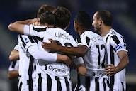 Juventus goleia sem CR7, vê Napoli tropeçar e vai à Champions