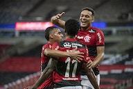📹 Flamengo sobra, vence o Coxa de novo e vai às oitavas da Copa BR