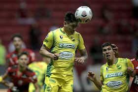 Imagem do artigo: https://image-service.onefootball.com/resize?fit=max&h=719&image=https%3A%2F%2Fwp-images.onefootball.com%2Fwp-content%2Fuploads%2Fsites%2F13%2F2021%2F07%2FFlamengo-x-Defensa.jpg&q=25&w=1080