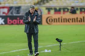 Imagem do artigo: https://image-service.onefootball.com/crop/face?h=810&image=https%3A%2F%2Fwp-images.onefootball.com%2Fwp-content%2Fuploads%2Fsites%2F13%2F2021%2F07%2FRenato-Gaucho-Marcelo-Cortes-Flamengo-1000x667.jpg&q=25&w=1080