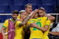 📝 Matheus Cunha marca, Brasil bate Egito e vai à semi das Olimpíadas