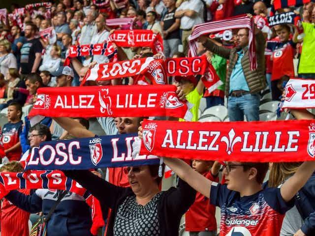 Lille prête 2 jeunes joueurs