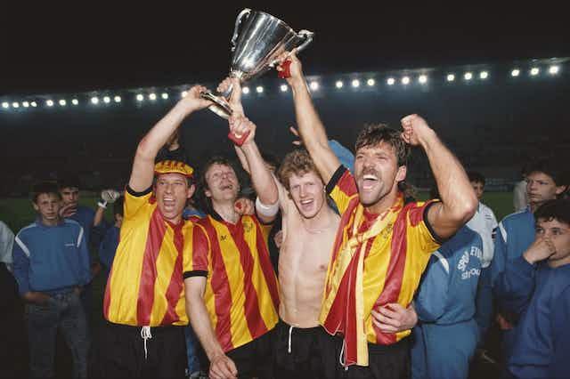 1976-1988 : l'incroyable épopée des clubs belges en coupes d'Europe