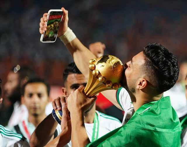 """Bensebaini : """"L'Algérie en 1/2 de Coupe du monde ? Franchement oui !"""""""
