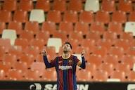 🏅 Top 20 des scoreurs d'Europe : Messi se rapproche de la tête