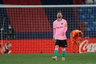 🚨 Grosse désillusion pour le Barça à Levante