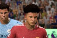 🍿 Les débuts électriques de Sancho à MU... sur FIFA !