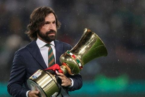 Ufficiale Lo Staff Di Pirlo Alla Juventus Baronio Non E Vice Onefootball