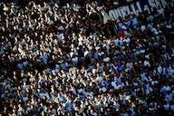 📸 Roma-Lazio: scenografie e cori per accendere il derby