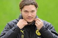 BVB-Trainer Edin Terzic bei 2 Bundesliga-Klubs im Gespräch