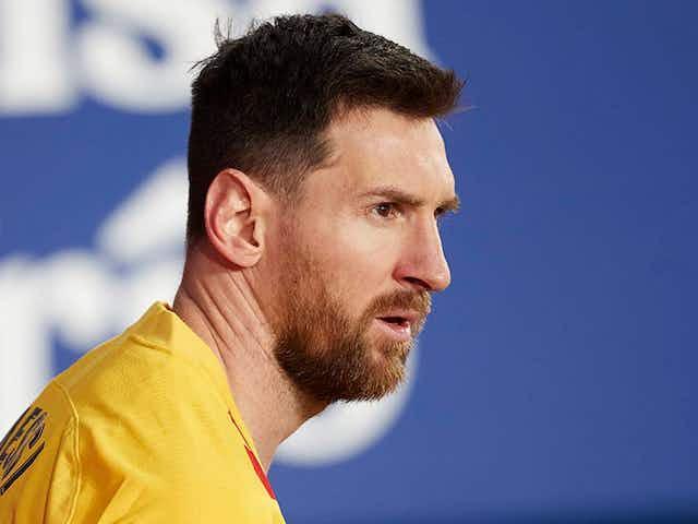 """Laporta erneuert: """"Bin überzeugt, dass Messi bei Barça bleibt"""""""
