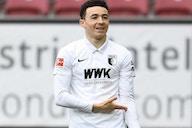 Vargas verlängert beim FC Augsburg bis 2025