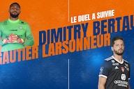 Le duel à suivre : Dimitry Bertaud X Gautier Larsonneur