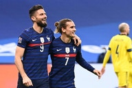 """Antoine Griezmann : """"Exceptionnel d'avoir un attaquant comme Olivier Giroud"""""""