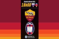 AS Roma / Crotone – J35 : diffusion TV, horaires, classement, forme du moment et match aller.