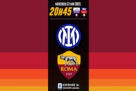 Inter / AS Roma – J36 : diffusion TV, horaires, forme du moment et match aller.